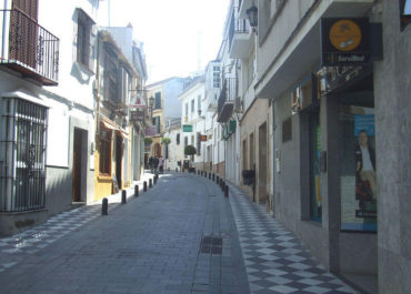 Calle Coronel Moscoso y General Lacy