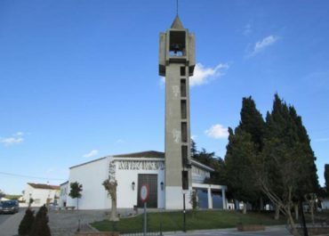 Santuario Stmo. Cristo de La Almoraima