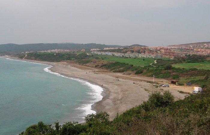 playa de la alcaidesa san roque