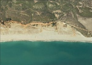 playa de santa clara la linea