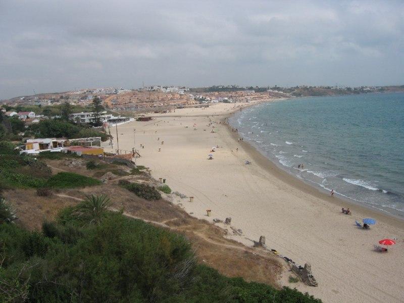 Playa Getares